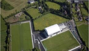 Lavey aerial photo