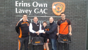 seamus scullion sponsorship