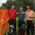 Winners of the Golf Classic Kevin O'Neill, Matthew Henry, Chrissy Henry and Michael Drumm