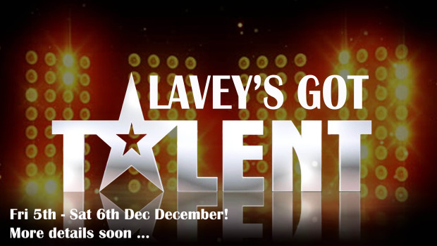 Laveys got talent