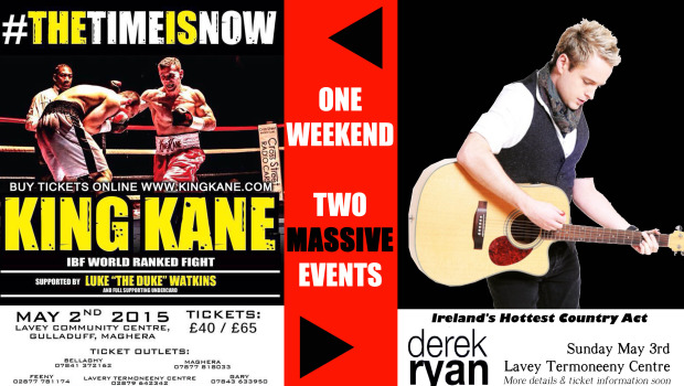 Two events