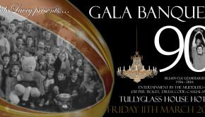 Gala dinner banner