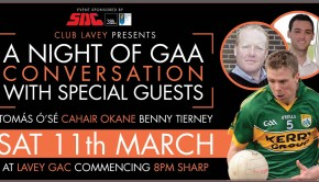 A night of GAA Conversation