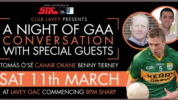 A night of GAA Conversation